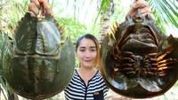 Recette de crustacé préhistorique