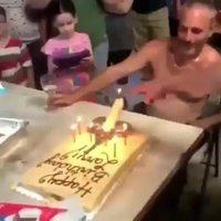 Un anniversaire familiale