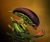Alien légume