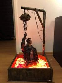 Terminator, adios amigos