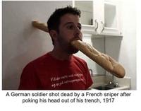 Le sniper français