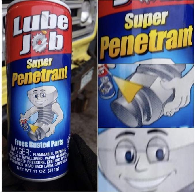 Pas sûr qu'un spray en bombe soit très pratique, on risque d'en mettre partout !