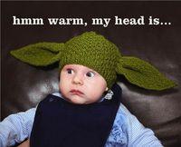 Bonnet Yoda