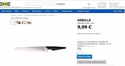 Le nouveau couteau d'Ikea, le Näbillä