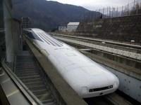 Train aérodynamique