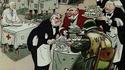 Dessin satirique soviétique de 1953