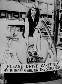 S'il-vous-plaît, roulez prudemment...