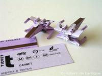 X-wing RATP