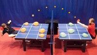 Ping pong naval