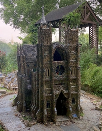 Mini-cathédrale