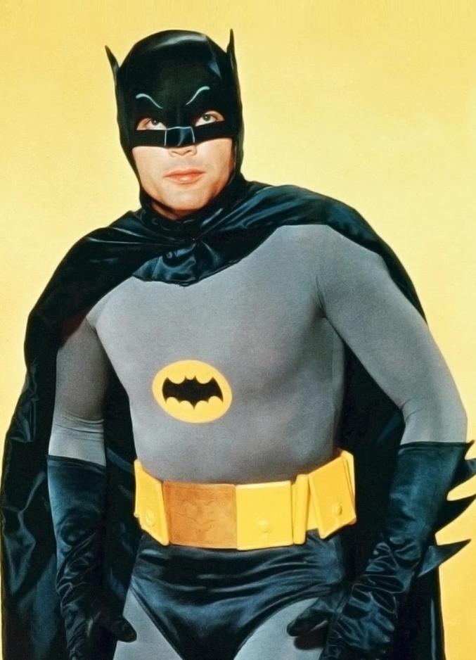 Celui qui incarna le Batman des années 60 n'est plus, rip Adam west !