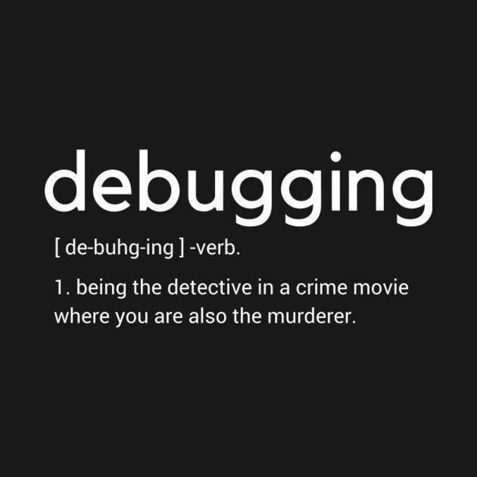 Etre le détective dans un film policier où vous êtes aussi l'assassin.