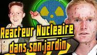 À 15 ans, il fabrique son propre réacteur nucléaire !