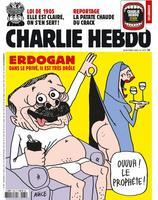 Erdogan parmi les caricatures