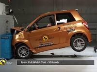 This car to have zero stars on an EuroNCAP crash test