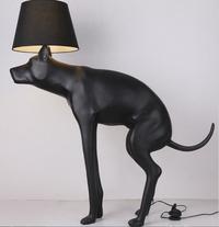 Lampe-chien avec son variateur de lumière