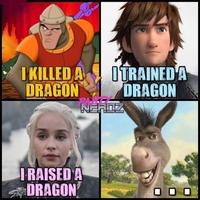 Films avec Dragons
