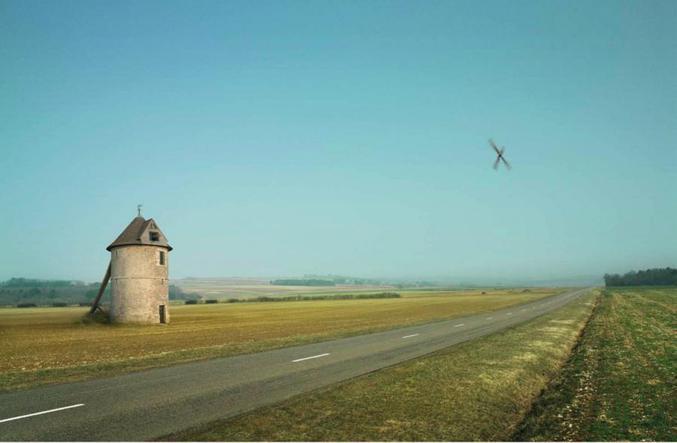 Un moulin ça aime le vent, mais pas trop de vent...