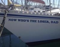 Le bateau de ma psy