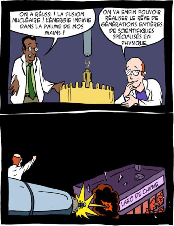 Une découverte qui va changer la vie des physiciens.