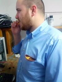 L'utilité de la poche de chemise