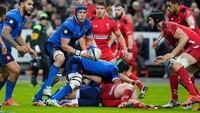 France-Galles : match nul !