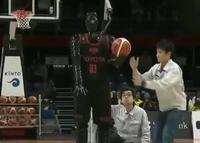Robot basketball de Toyota