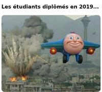 Les diplômés de 2019