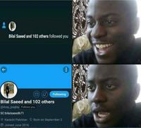 Kan t'as plein de followers