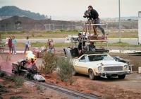 Plateau de tournage de Retour vers le futur