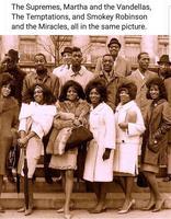 Plusieurs groupes de chanteurs majoritairement venus de Detroit (en gros de 59 à 77)