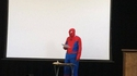 Conférence Spider-Man