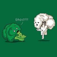 Un fantôme !