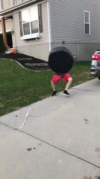 Je suis une roue