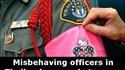 """En Thaïlande, l'officier qui s'est mal conduit doit porter un brassard """"Hello Kitty""""..."""