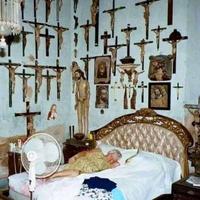 La chambre de l'adoration