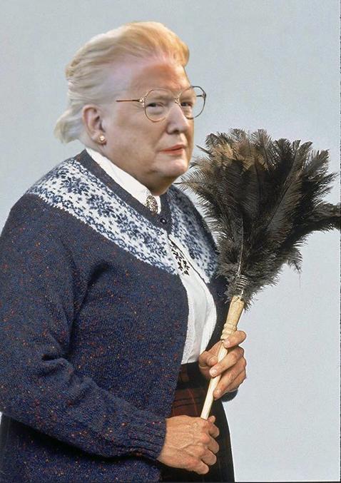 Dont une certaine Mme Trumpfire...
