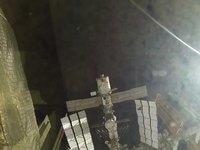 Changement de place d'une capsule à plus de 28000kmh sur l'ISS
