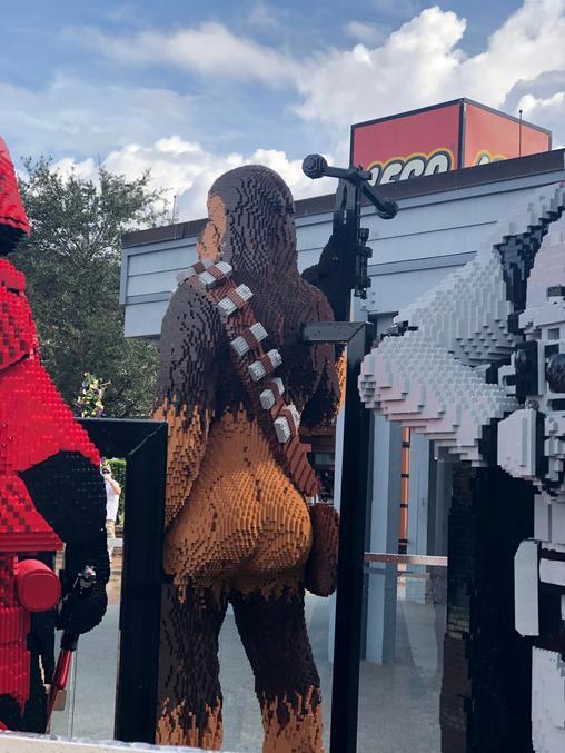 Chewie cherche l'amuuuurrr