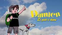 Damien le Punk a chien
