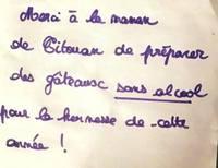 Message pour maman bretonne..
