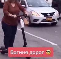 Reine de la route