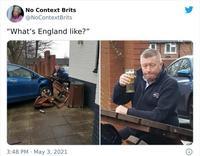 C'est comment l'Angleterre?