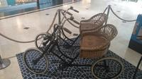 Le vélo c'était n'importe quoi avant...