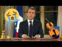 Et c'est la larme à l'oeil que notre président ...
