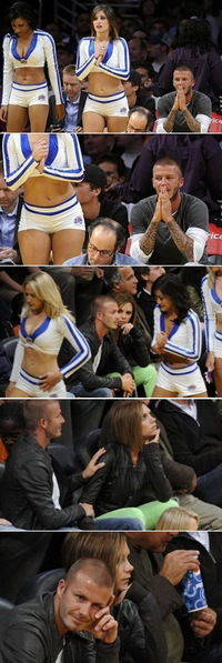 Beckham owned