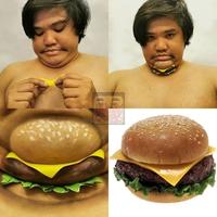Cosplay burger