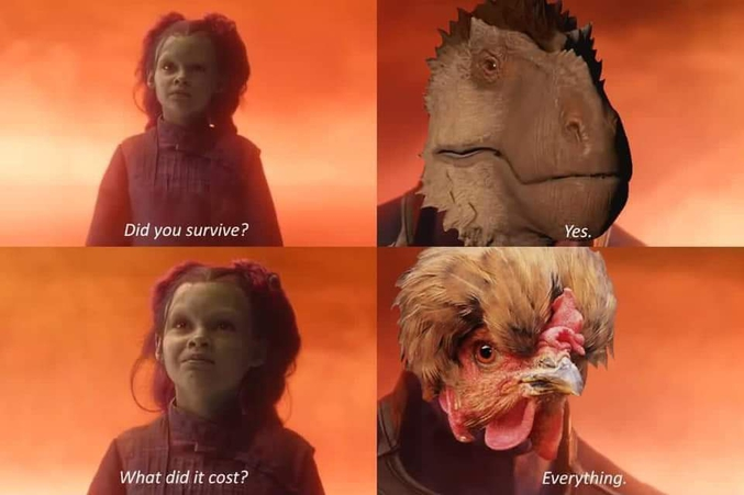 Ils ont survécu, mais à quel prix ?