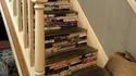 L'escalier de lecteur