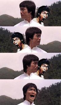 Le fantôme de Bruce Lee
